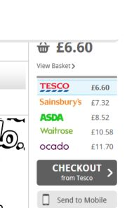 Extreme Couponing – UK Style! How I plan and organise for a coupon shop