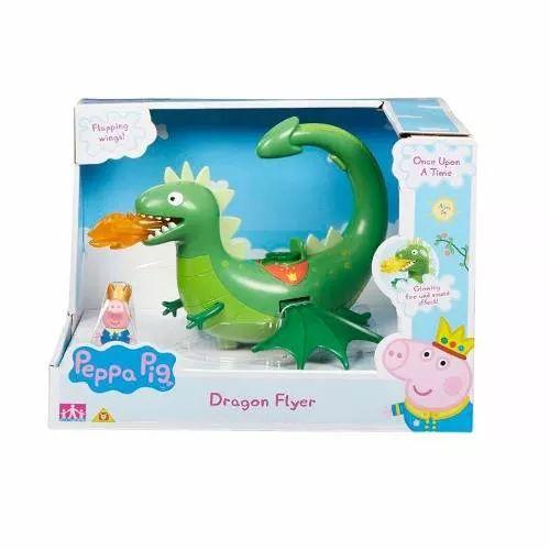 Peppa Pig Princess Peppa´s Dragon Flyer - $ 1.599,99