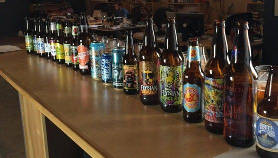 We tasted 58 American summer seasonal beers to find some of the best warm-weather selections.
