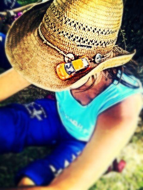 Procession 2014... #hats #lisa #rag