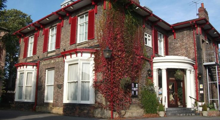 Holgate Hill Hotel York Set within it own private garden, just minutes away from the historic city centre of York, the hotel is situated on the A59, York to Harrogate road.
