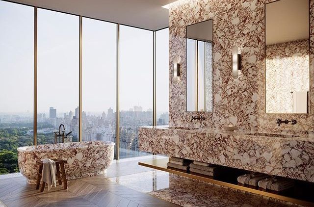 A Home At The Steinway Tower Manhattan Nyc By Banda Design Studio Maison