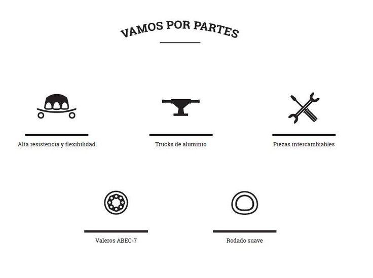 Vamos for partes #cruzeskateboards