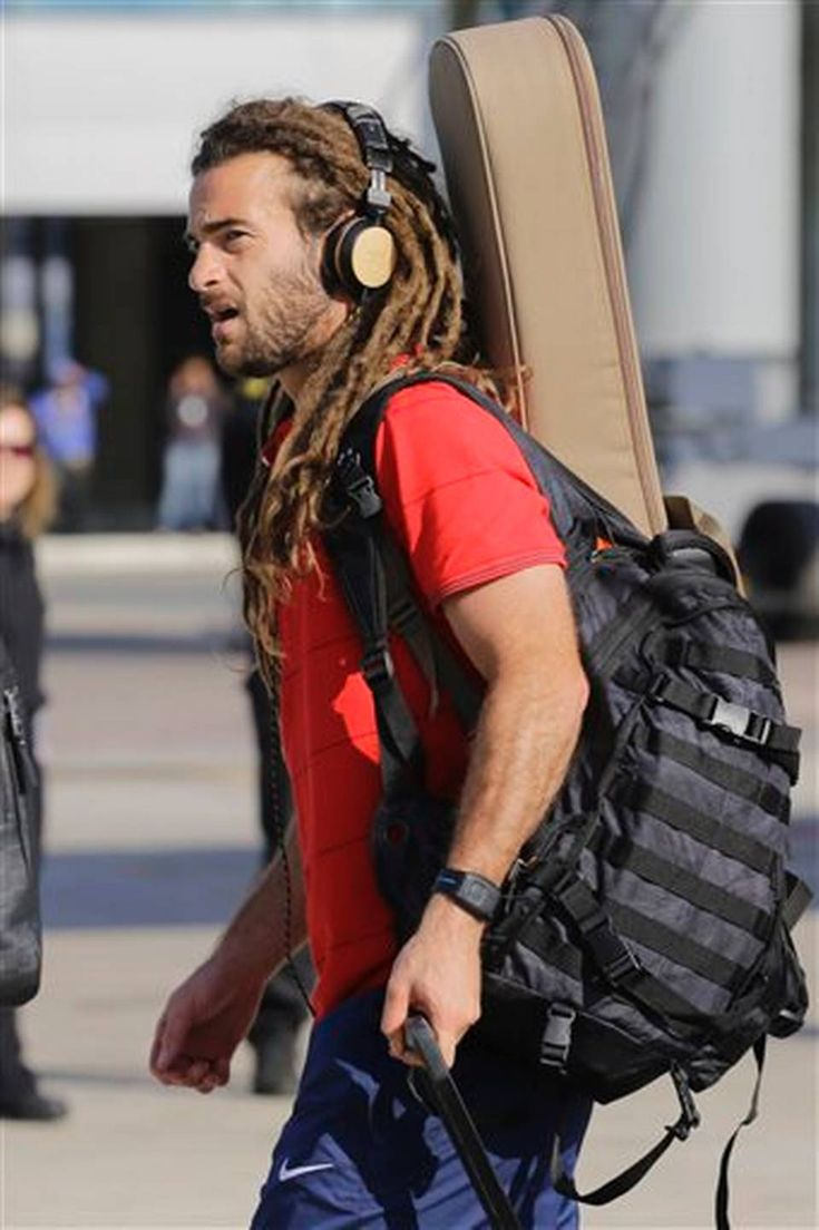 kyle beckerman hair - Google Search