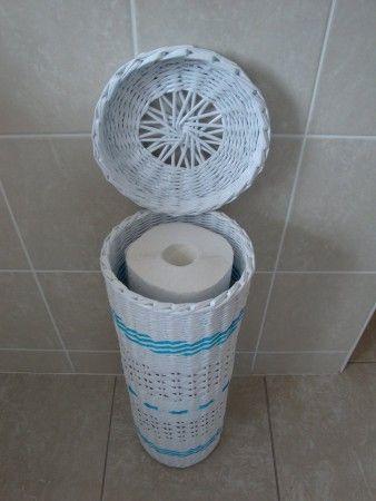 Zásobník toaletního papíru na 5 ks