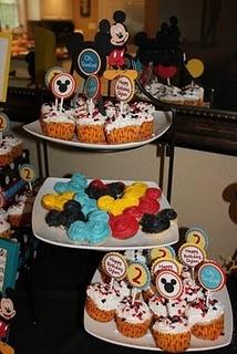 Mickey Mouse Birthday