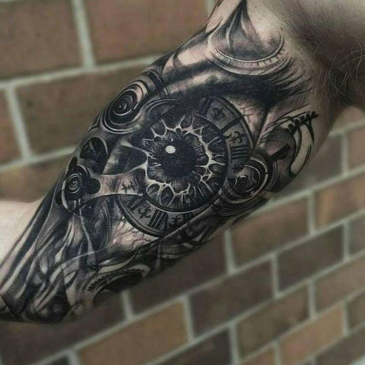 """""""#tattoos_inspirations #tattoo #tattoos #blacktattoo #menwithtattoos #tattooed #instatattoo #tattooart #tattooedmen #besttattoo #thebesttattooartists…"""""""