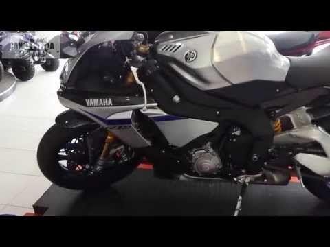 Yamaha YZF R1 y R1 M Colombia 2016