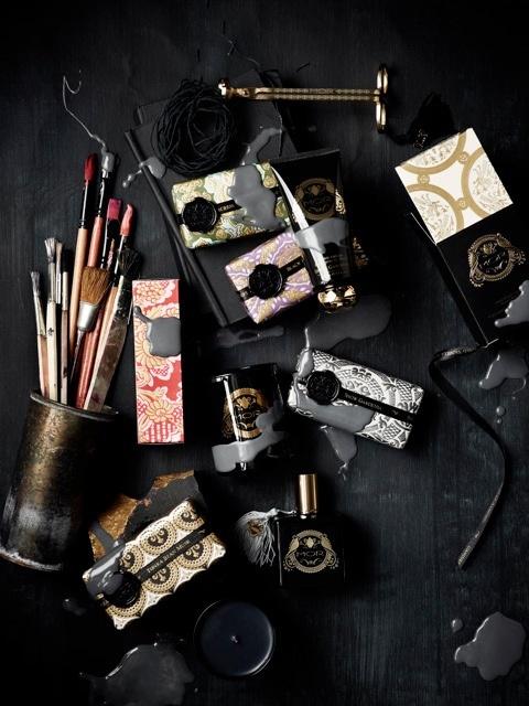 MOR Emporium Black Collection