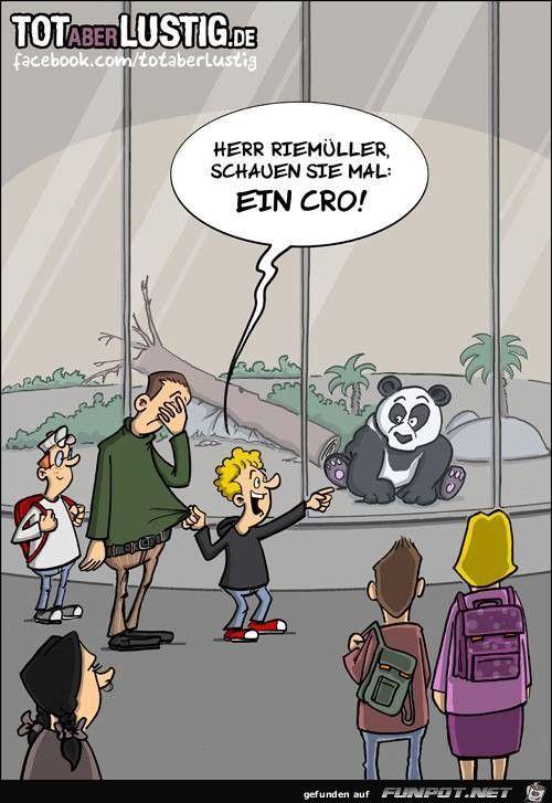 .Und manch Erwachsener kann einen Großen Panda nicht von einem Waschbär unterscheiden...;-)