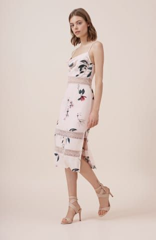 Keepsake the Label Do It Right Midi Dress | No