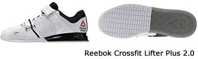 The #Reebok #lifter plus 2.0 for #crossfit training, these are designed just for weight lifting, however you can still do other crossfit training. These are designed for men but you can also get female versions check out my other pins.