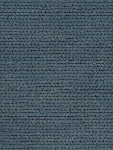 Comfort petrol cloak rug