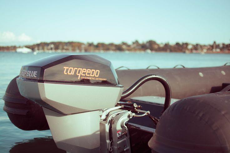 Torqeedo Deep Blue 80 sur RIB
