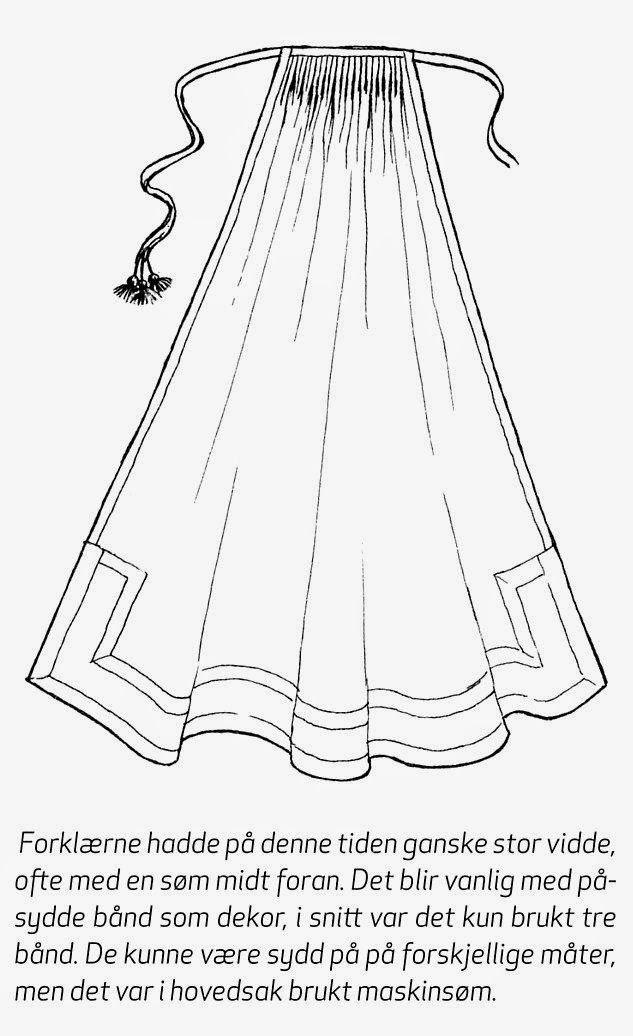FolkCostume&Embroidery: Beltestakk and Gråtrøje, Costumes of East Telemark…