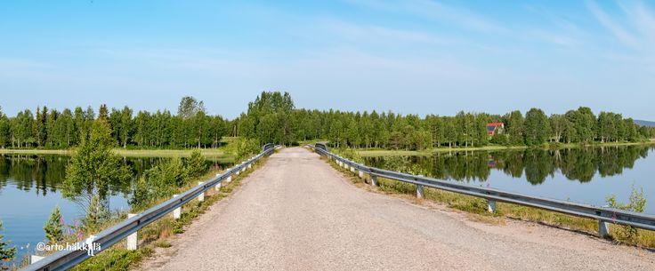 https://flic.kr/p/Xgi9LL | Kallunkijärvi Salla Finland