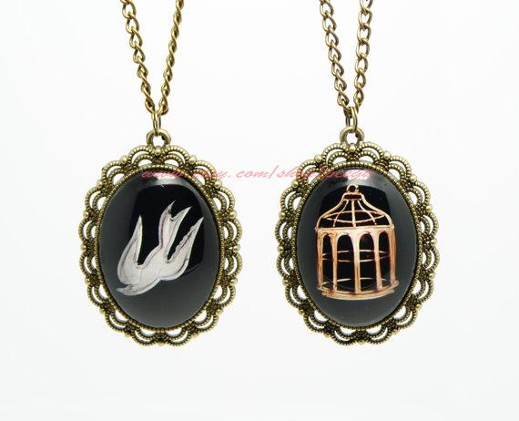 Bioshock Infinite Necklace