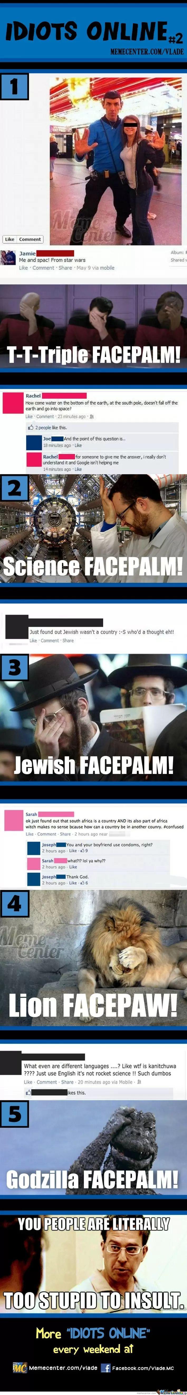 Idiots Online #2