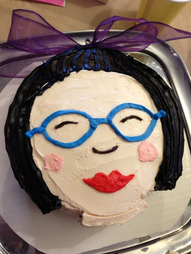 Katie woo cake