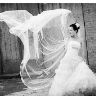 """Love this! A """"rock the dress"""" session instead of a """"trash the dress"""""""