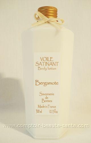 Lait corporel Poudre de riz  - 300 ml - Savonnerie de Bormes - Молочко для тела (Франция)