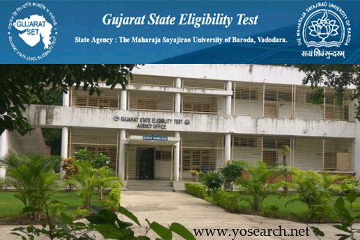 Looking for Gujarat State Eligibility Test 2016? Visit Yosearch for GSET Exam 2016 Notification, Eligibility, Application Form, Exam Fee, Exam, Dates & more