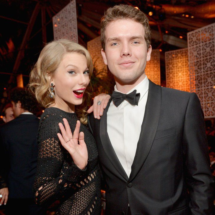 Pin for Later: Taylor Swift's Brother Is the Cutest Graduate of 2015