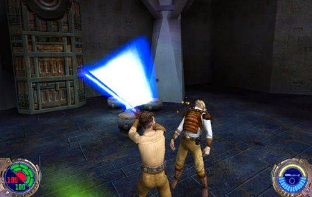 Star Wars Jedi Knight 2 Jedi Outcast PC Games