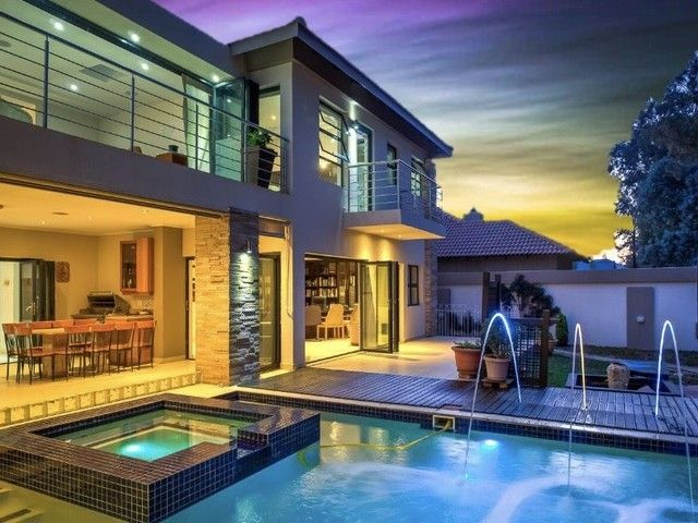 5 Bedroom House For Sale In Zwartkop Golf Estate Sotheby S
