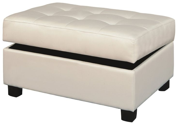 11 Best Images About Ottomans On Pinterest Oversized Ottoman Cocktail Ottoman And Leather
