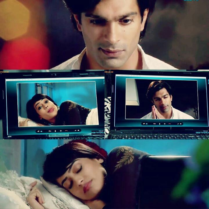 Qubool Hai  I just really loved this scene