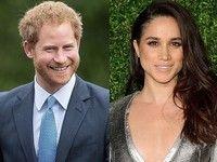 Принц Гарри и Меган Маркл впервые вместе вышли в свет
