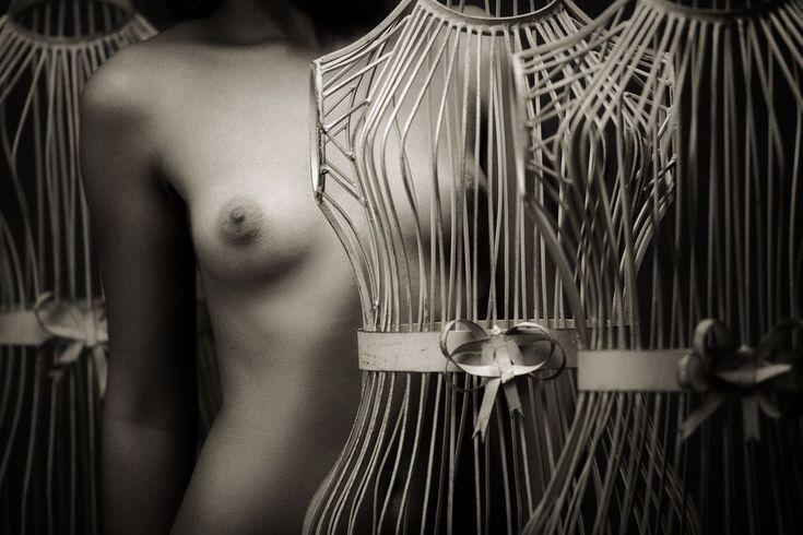 Buy Mannequins - Art nude, Colour photograph (giclée) by Peter Zelei on Artfinder.