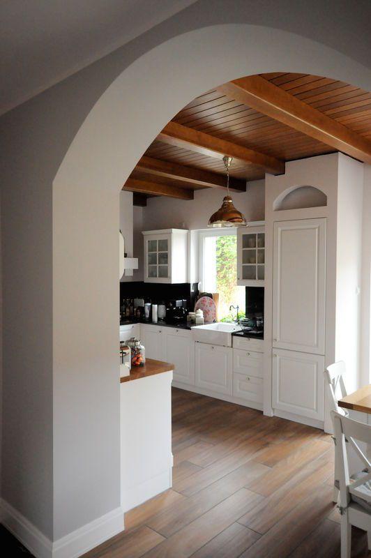 Stylowy wiejski domek - Styl Rustykalny - Aranżacja i wystrój wnętrz - Dom z pomysłem