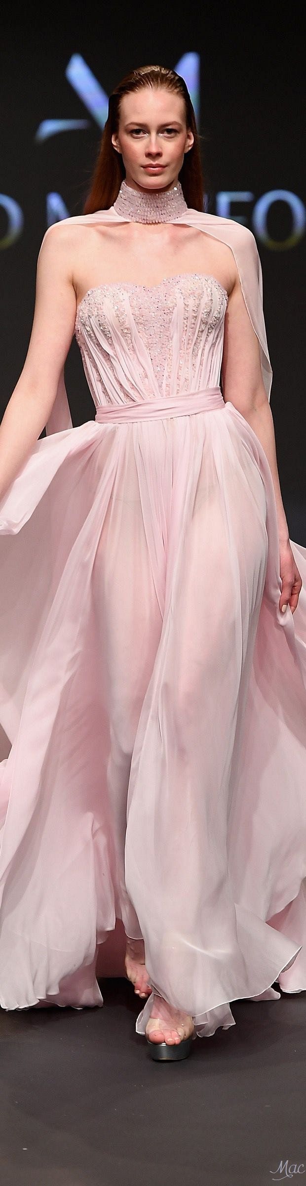 Spring 2017 Haute Couture Abed Mahfouz