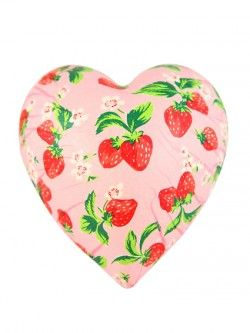 Strawberry Patch – Heart | Design Withdrawals
