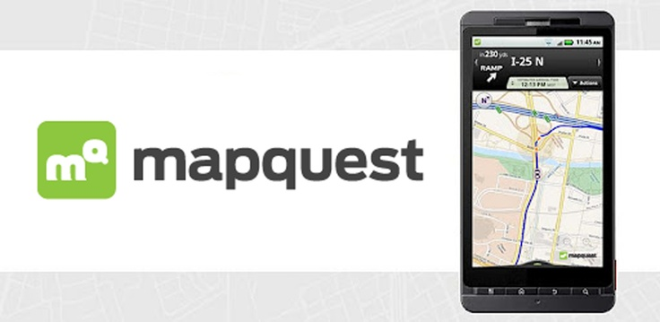 MapQuest - MapQuest has been helping people find places, get maps, and follow directions for over 40 years. Now, with MapQuest for Android, you can access MapQuest's services anytime, anywhere.
