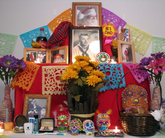 Halloween Wedding Altar: 17 Best Images About DIA DE LOS MUERTOS ALTAR On Pinterest