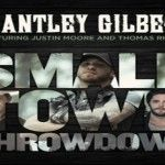 [LISTEN] Brantley Gilbert's New Song, 'Small Town Throwdown' Features Justin Moore and Thomas Rhett