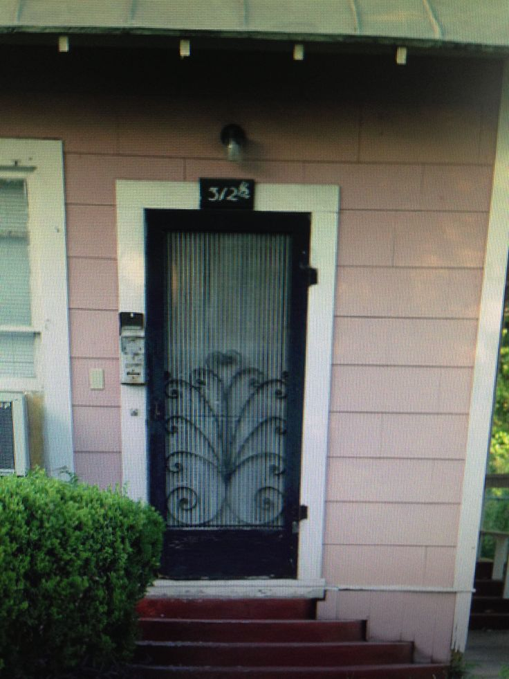 1000 Images About Screen Door Grills On Pinterest