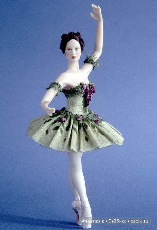 авторские куклы Мария Хосе Сантос (Maria Jose Santos dolls)