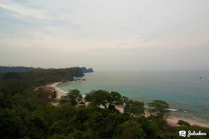 View dari bukit arjuna