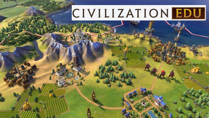 """""""Strateji Oyunu Civilization"""" Tarih ve Teknoloji Dergisi'nin 2. Sayısında!  Okumak için: tarihveteknolojidergisi.com"""