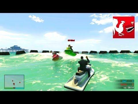Things to do in GTA V - Splish Splash Die