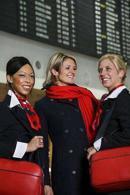 19 best images about uniformes flight attendant uniforms
