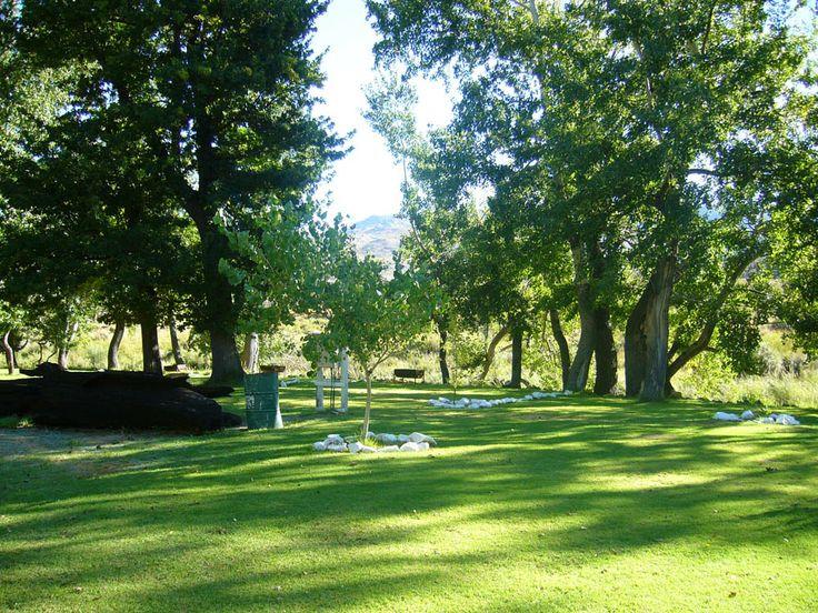 Driehoek Guest Farm - CAMPING FACILITIES