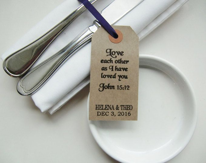 WEDDING FAVORS/WEDDING FAVOURS/UNIQUE WEDDING FAVORS/WEDDING TABLE DECOR/WEDDING TABLE IDEAS/RUSTIC WEDDING  THESE SIMPLE RUSTIC VINTAGE STYLE LUGGAGE TAGS ARE IDEAL IF YOURE LOOKING FOR SOMETHING UNIQUE AND DIFFERENT FOR YOUR RECEPTION TABLES. A GREAT ALTERNATIVE TO TRADITIONAL WEDDING NAPKIN HOLDERS AND SILVERWARE HOLDERS - THEY LOOK STUNNING WHEN ALL SET OUT AT YOUR TABLES AND ADD THE PERFECT PERSONAL TOUCH! THEY ARE A WONDERFUL WAY TO THANK YOUR GUESTS AND START O...
