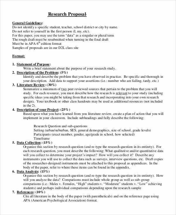 Undergraduate Research Proposal Examples Inspirational Sample Research Proposal 14 Examples In Pdf Word Research Proposal Research Proposal Example Proposal