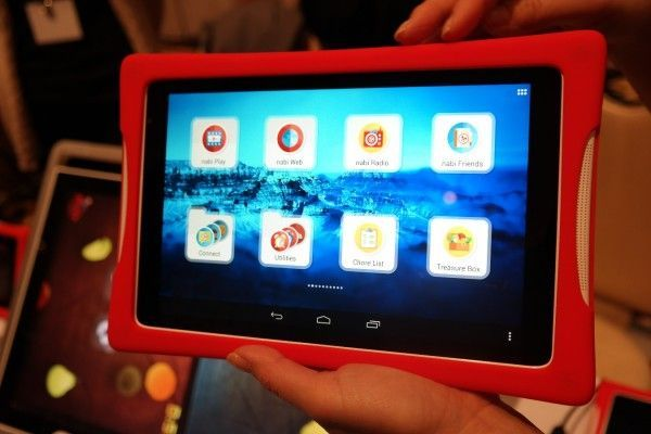 Animated Children's Tablets (UPDATE) - DreamWorks' DreamTab Tablet for Kids Was Unveiled at CES 2014 (GALLERY)