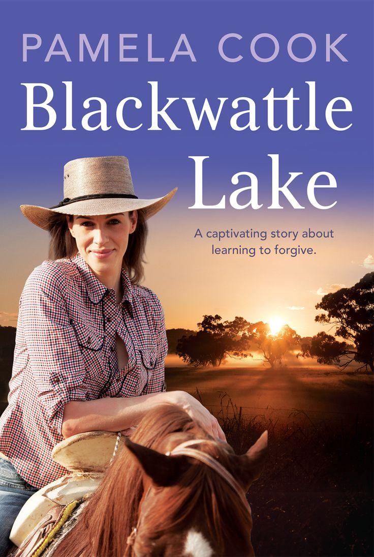The cover of my debut novel, Blackwattle Lake.